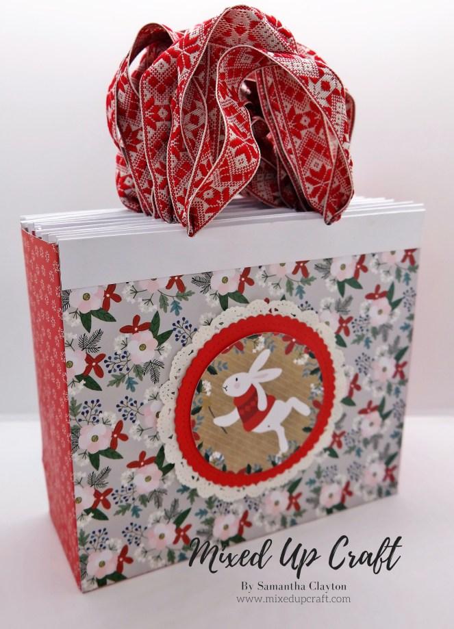 """8"""" x 3"""" x 7"""" Fold Flat Gift Bags"""