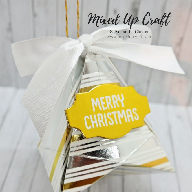 Easy Origami Hanging Gift Boxes