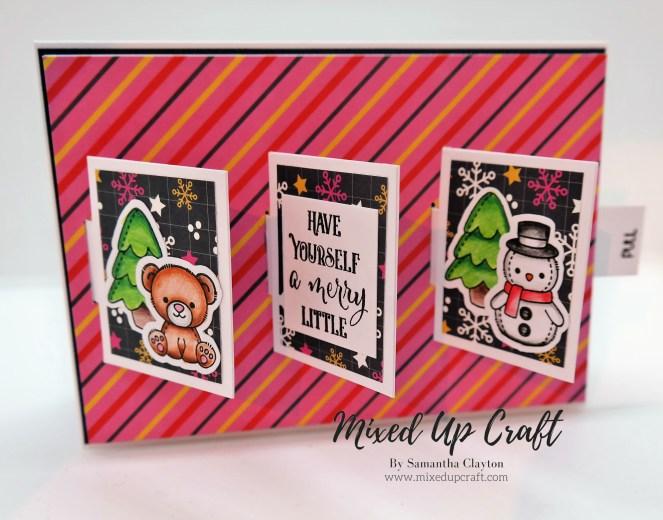 Triple Wiper CARD NO Dies Needed!