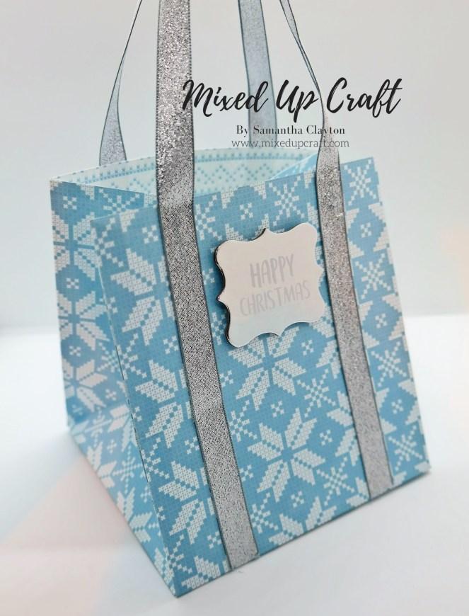 5.3/4 x 5.3/4 Fold Flat Gift Bags
