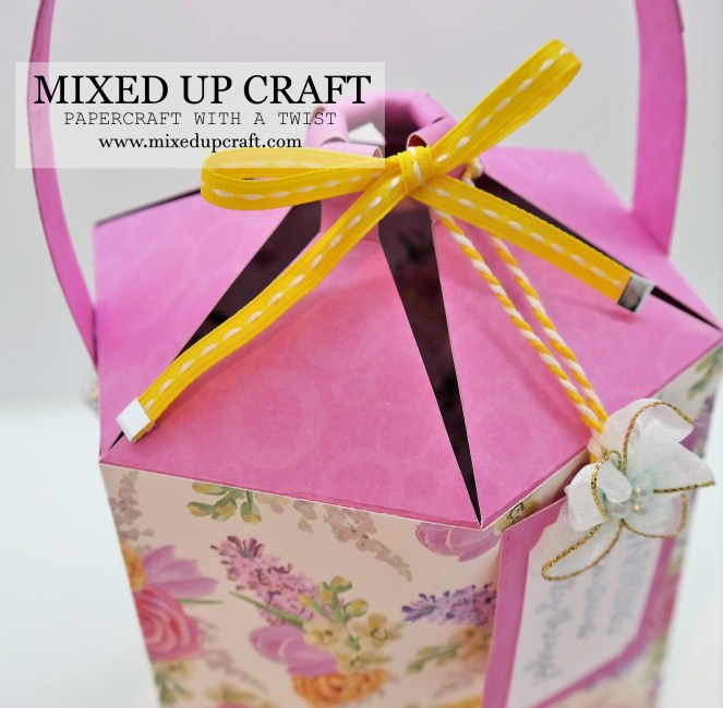 Beautiful Drawstring Gift Bag