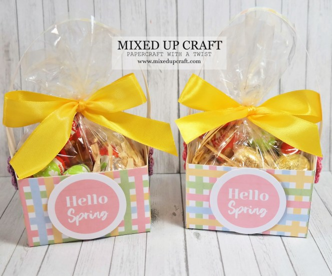 Quick & Easy Gift Baskets