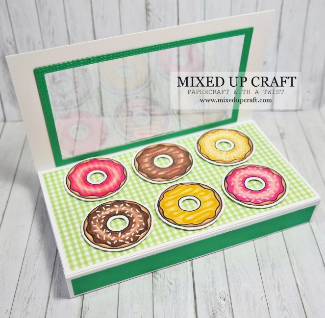 Treat Box Pop Up Cards