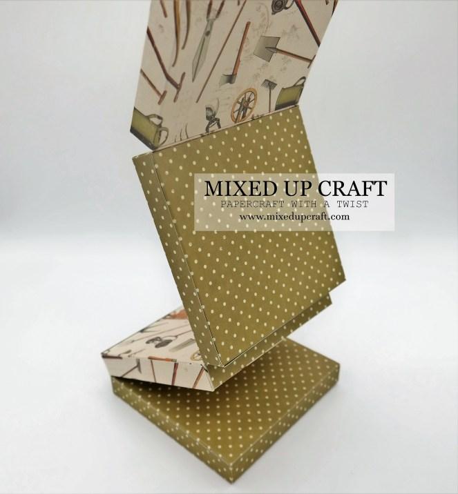 Easy Concertina Fold Box