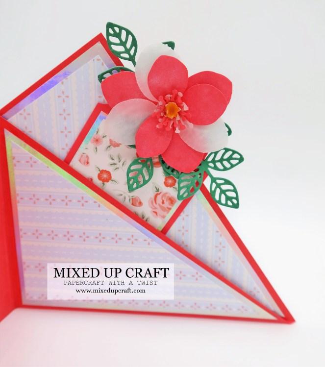 Pretty Twist & Fold Cards