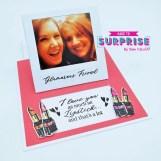 6 x 6 Slider Card