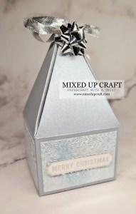Pyramid Topped Gift Box