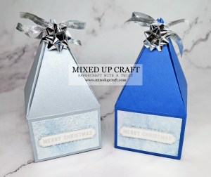Pyramid Topped Gift Boxes