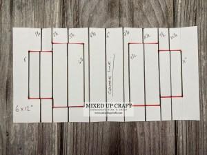 Muti-Step Accordion Card Template