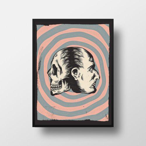 Face 2 face Print