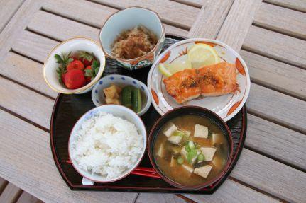 Traditional Japanese Breakfast