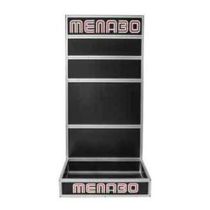 MENABO ΕΚΘΕΤΗΣ (ΣΤΑΝΤ) STAND MENABO (1000 Χ 1800 Χ 600 mm)