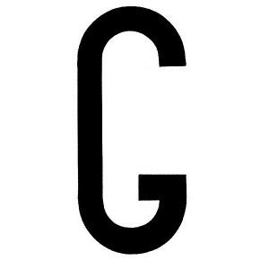 """Lampa ΑΥΤΟΚΟΛ. ΓΡΑΜΜΑ ΠΙΝΑΚΙΔΩΝ """"G"""""""