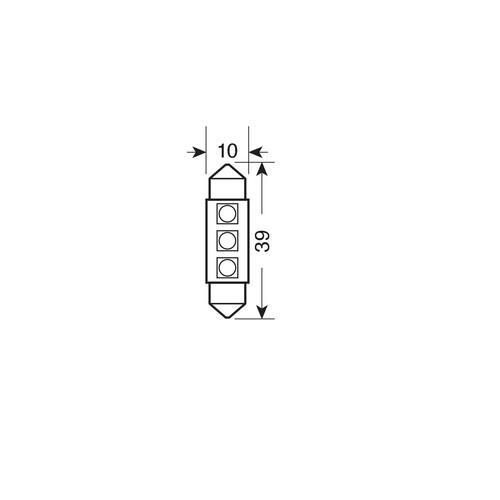 5-8 HYPER-LED9 10x39mm