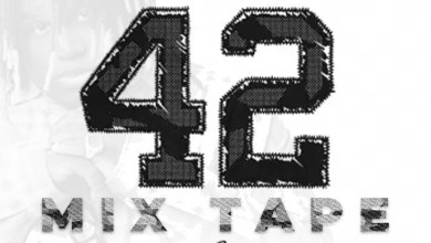 42 Sech Mixtape The Under Mix - @PtyMendietaJr