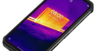 Thermal Imaging Rugged Smartphone