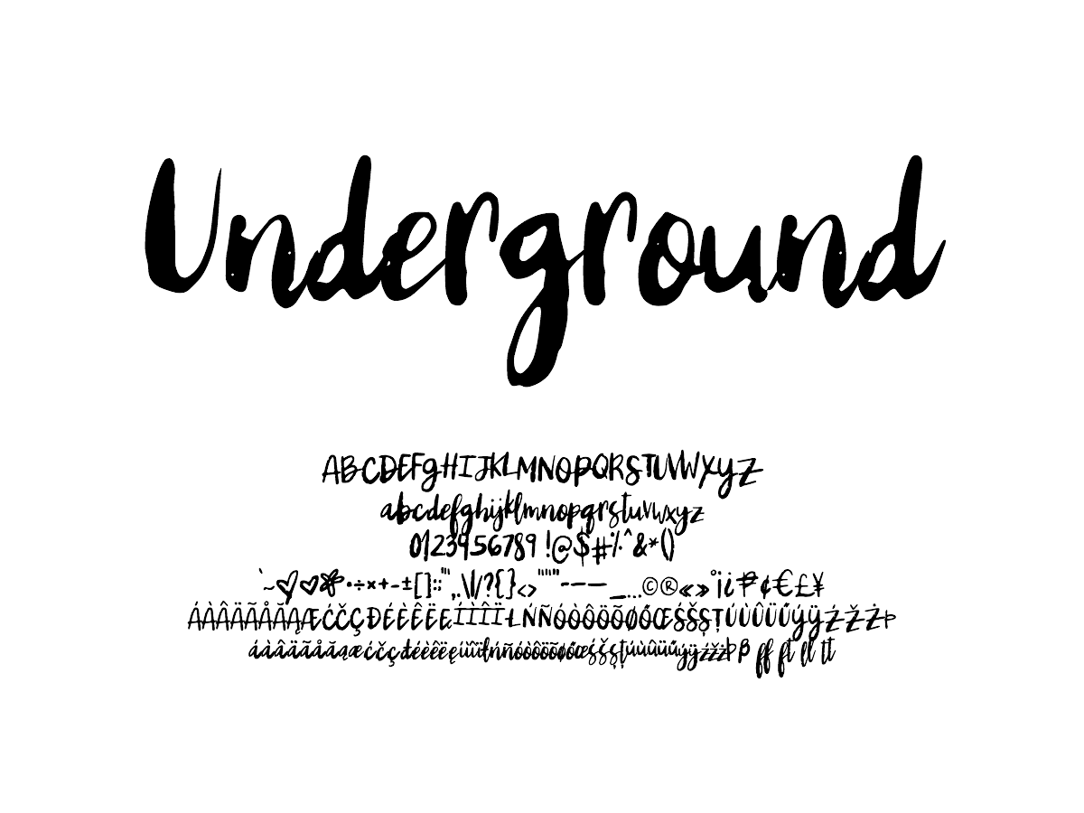 Cursive Script Fonts | Wiring Diagram Database