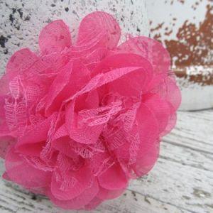 Haarbandje Fuchsia Bloom