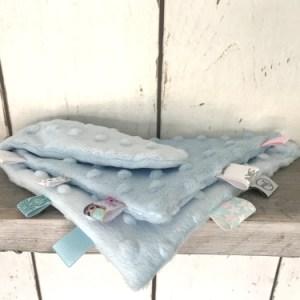 Lichtblauw Knuffeldoekje / Sleepy voor meisjes