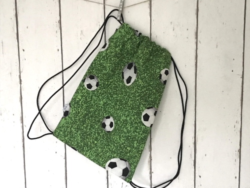 Rugtasje/zwemtasje Voetbal