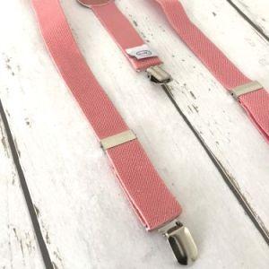 roze bretels voor meisjes