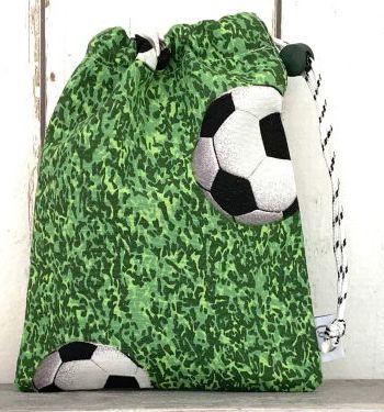 Knikkerzakje Voetbal