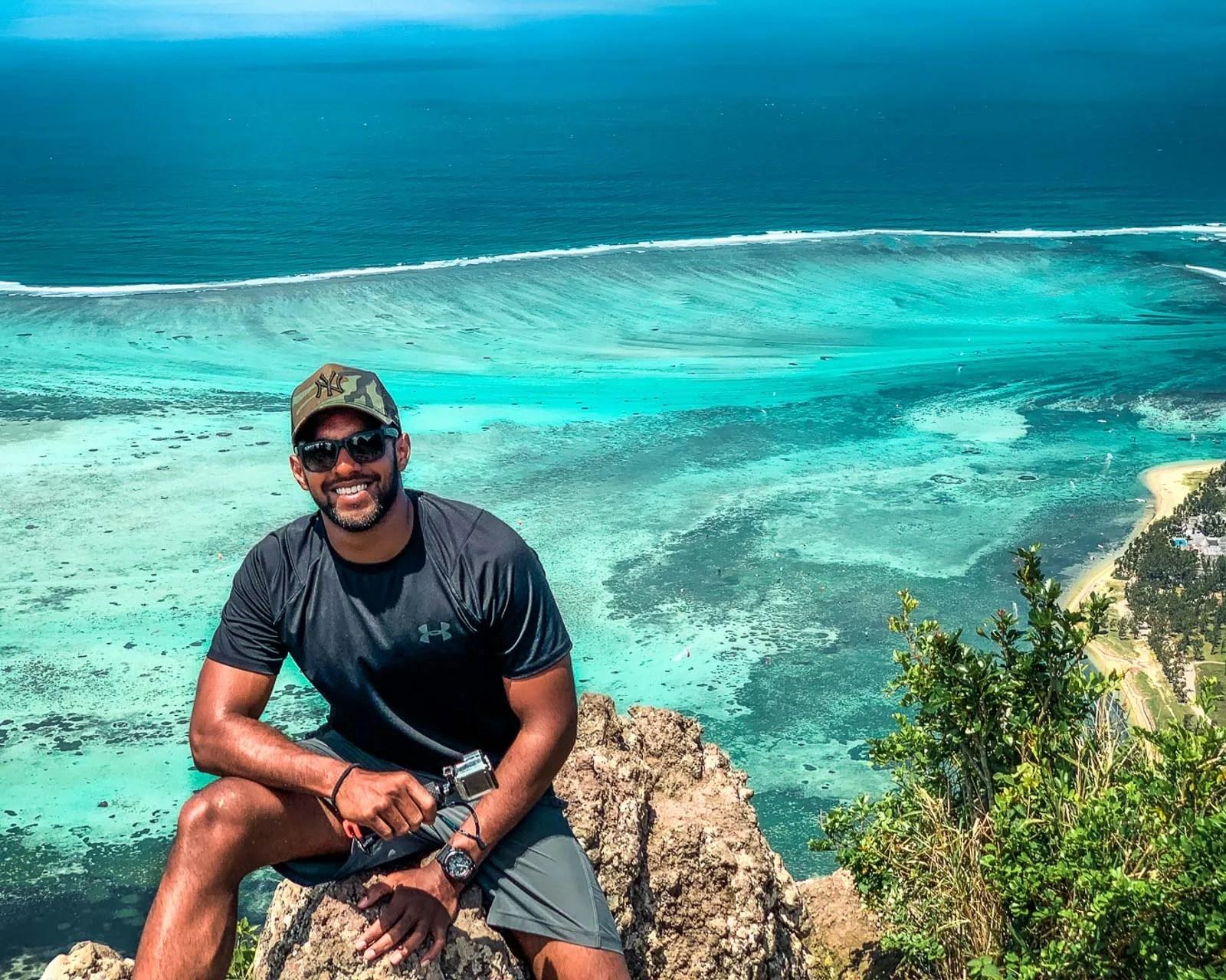 Le morne hike, visit Mauritius