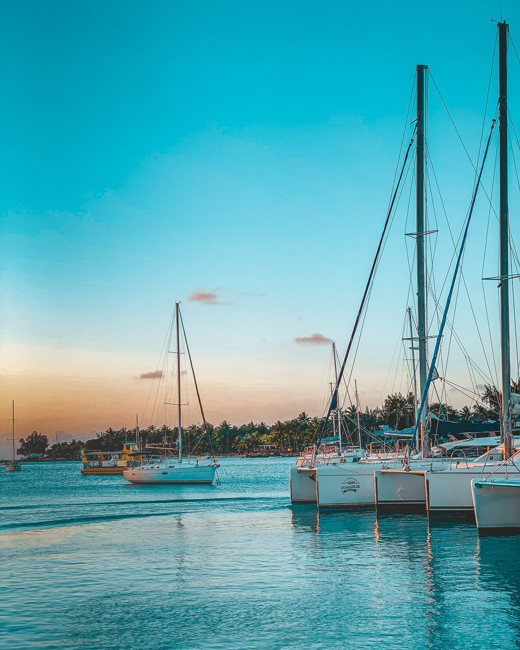 Grand Baie, Grand baie Mauritius, Mauritius sailing, Mauritius sunset