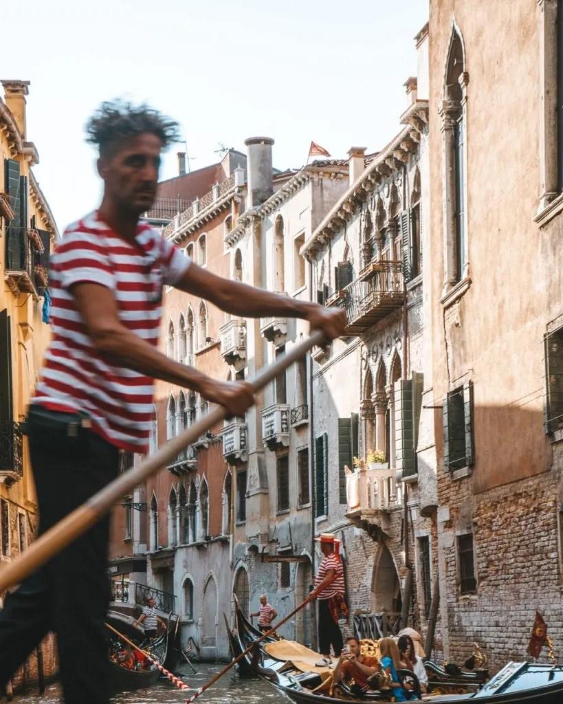 Venice, a day in Venice, one day in Venice, Venice itinerary, Gondola, Gondola Venice
