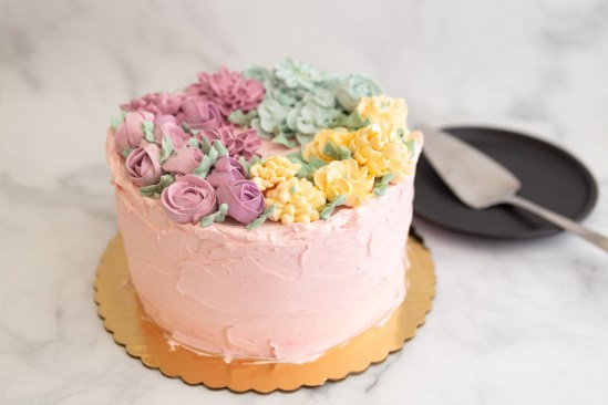 Great for mothers day cake.