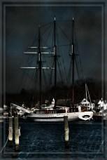 Mystic ship