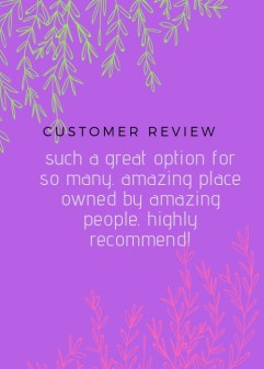Customer Review from (8)
