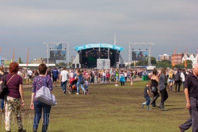 Common Stage at Victorious Festival 2015.