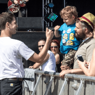 Crows at Victorious Festival 2017
