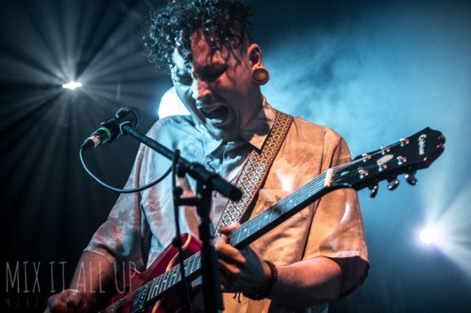 Arcade Hearts supporting Jerry Williams at Wedgewood Rooms