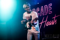 Arcade Hearts live at Wedgewood Rooms, Portsmouth.