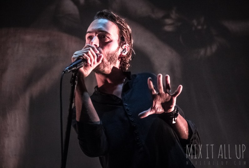 Editors live at o2 Southampton Guildhall, October 2018