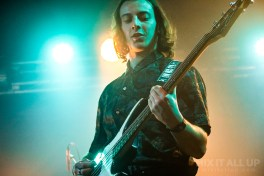 The Pretty Visitors live at Wedgewood Rooms, Portsmouth