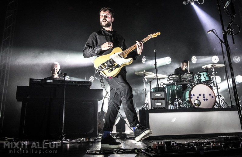 White Lies live at o2 Academy Leeds, 2019