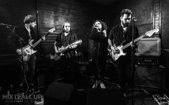 Blithe at Hot Vox Isle of Wight New Blood Competition, Quarter Finals - 05/03/19 Mix It All Up
