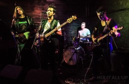 The Daytonas live at Hot Vox Isle of Wight New Blood Competition, Quarter Finals - 14/03/2019 | Mix It All Up