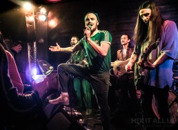 Colour of the Jungle live at Hot Vox Isle of Wight New Blood Competition, Quarter Finals - 14/03/2019   Mix It All Up