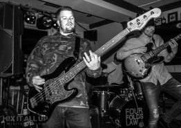 Four Folds Law live at The Alex, Southampton - 29/03/19 | Mix It All Up
