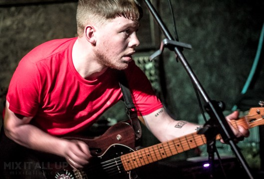 Getrz supporting Costellos live at the Edge of the Wedge, Portsmouth - 24/04/19 | Mix It All Up