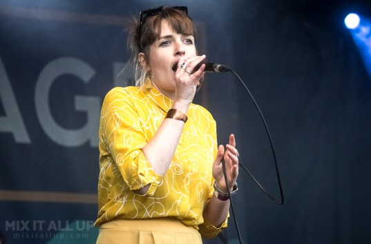 Frankie Knight live at Winchestival 2019