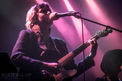 Pixx supporting Interpol live at o2 Academy Leeds - 25/06/2019