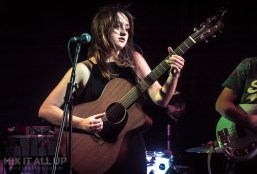 Megan Linford live at Follow The Sun Festival, Portsmouth - 13/07/19