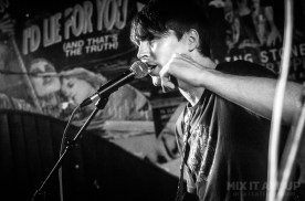 Floodhounds live at The Loft, Portsmouth - 27/07/19