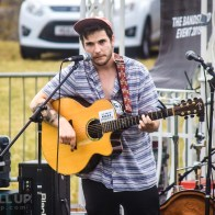 Tom Bryan live at The Bandstand, Southsea - 03/08/19