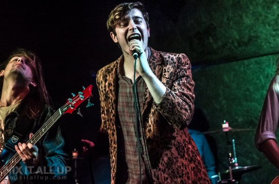 Electric Milk supporting Flying Machines live at the Edge of the Wedge, Portsmouth - 03/08/19
